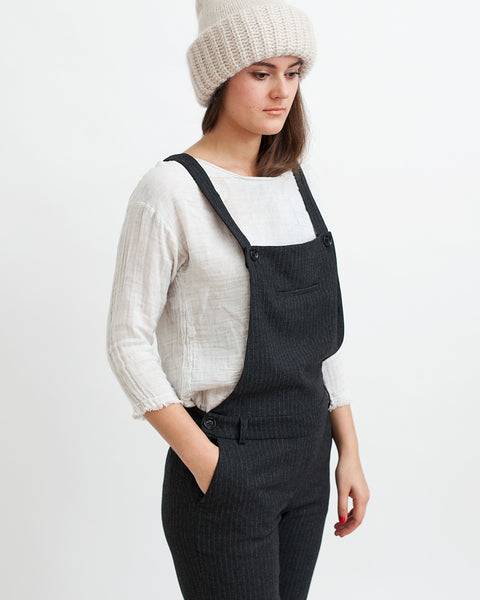 Amedeo Overalls in Black - Founders & Followers - Sessun - 5