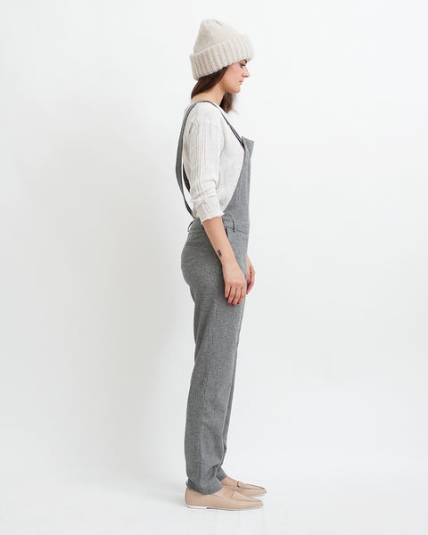 Amedeo Overalls in Grey - Founders & Followers - Sessun - 2