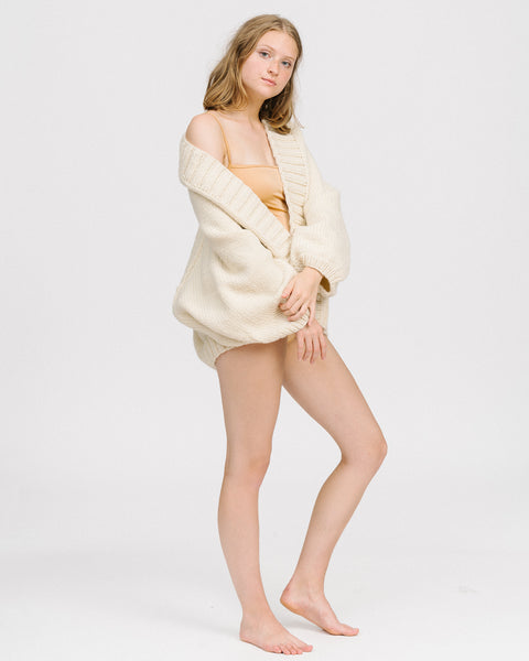 Kamille sweater in cream