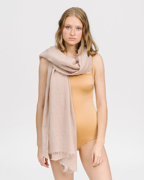 Wiep wrap in Blush