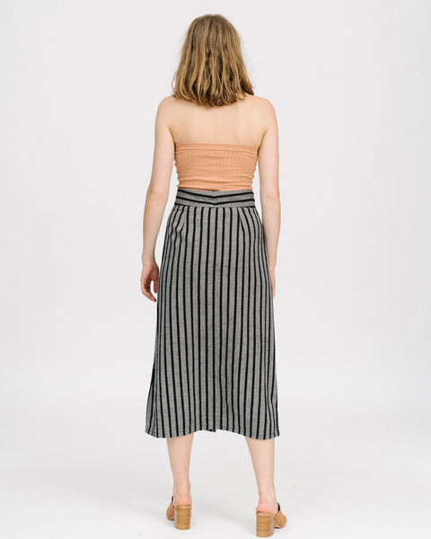 Bo Skirt in Concrete