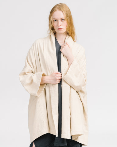 Antwerp coat in cream