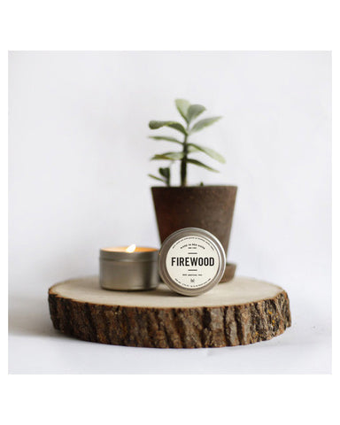 Man Candle Set - Founders & Followers - Brooklyn Candle Studio - 3