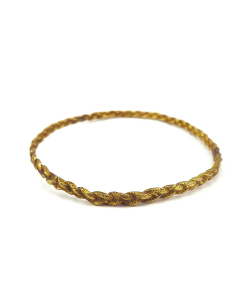 Single Rope brass bracelet - Founders & Followers - Cold Picnic
