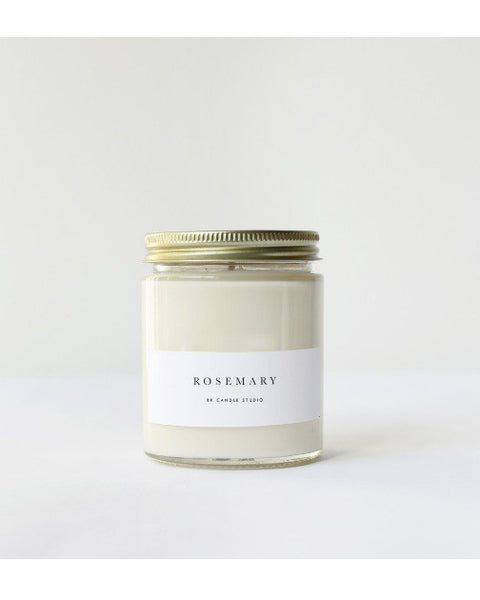 Rosemary Candle - Founders & Followers - Brooklyn Candle Studio - 2