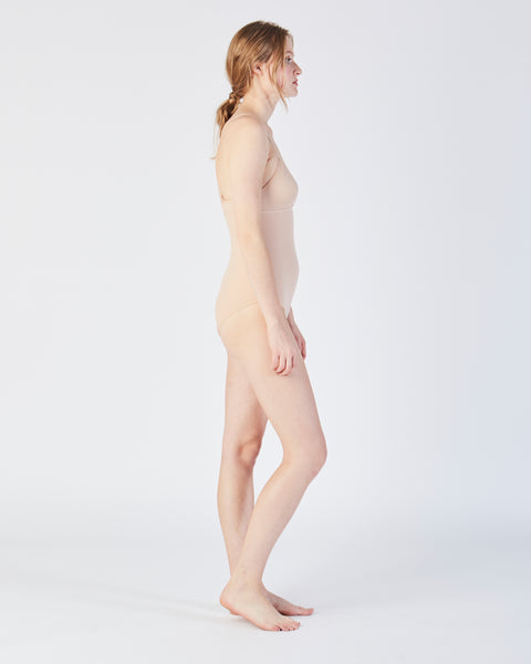 Belmont Body in Cotton Rib
