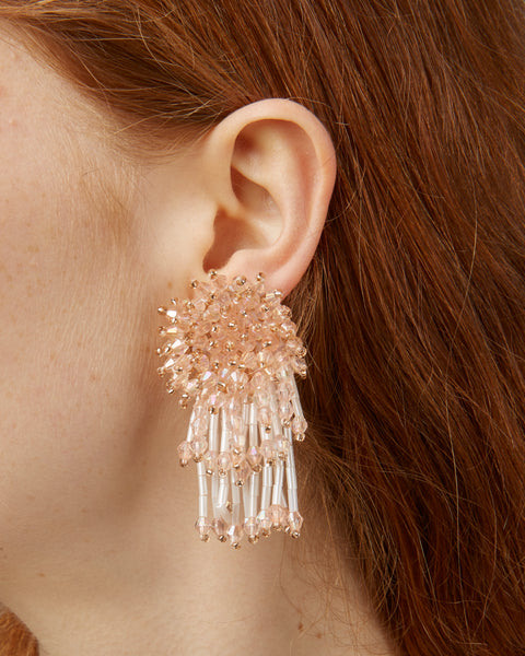 Nicolette earrings in neutral