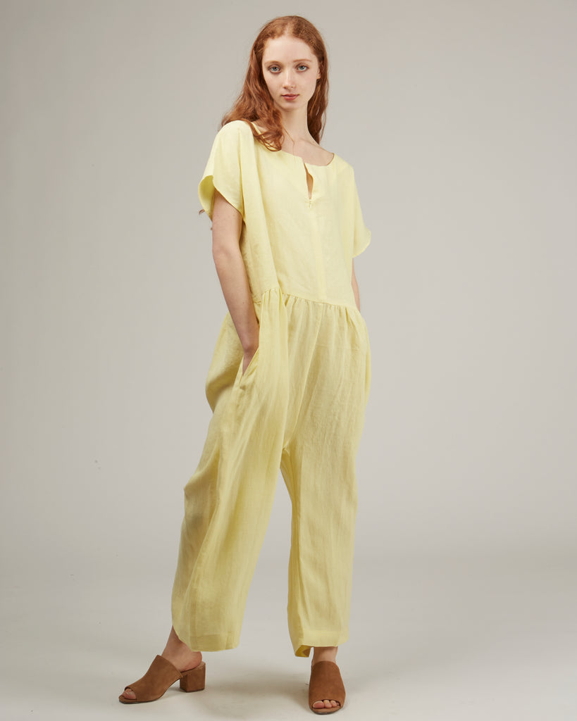 Bette Jumpsuit in mellow