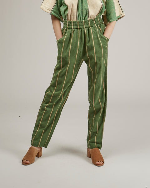 Gatsby pants in cactus