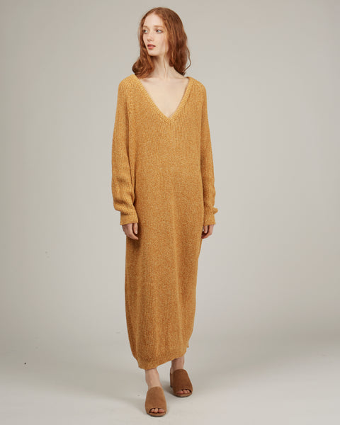 Danube cotton sweater dress