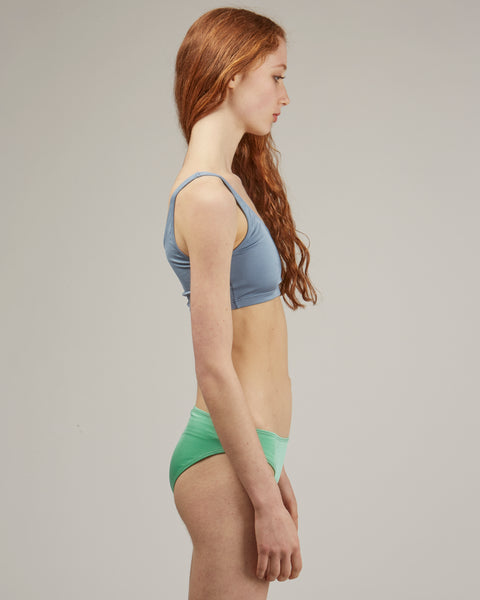 Bell swim pants in Green