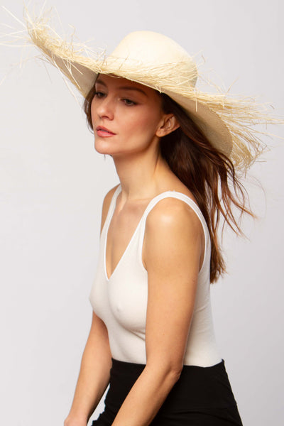 Ibiza hat in natural