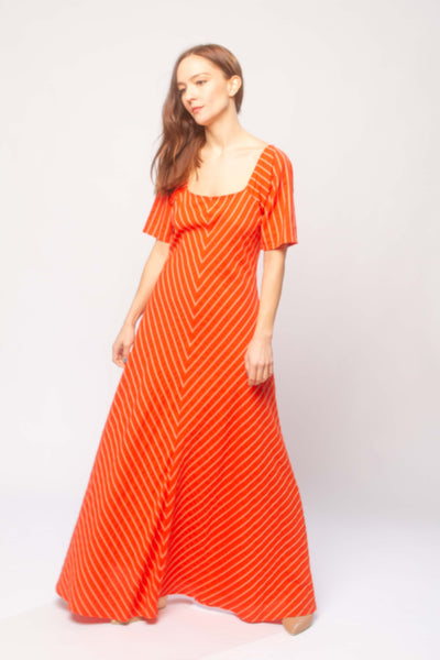 Jamie dress in petitfour
