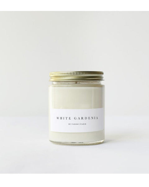 White Gardenia Candle - Founders & Followers - Brooklyn Candle Studio - 2
