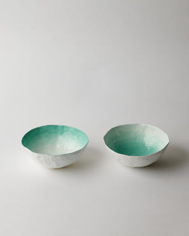 Aqua Fade Bowl Set - Founders & Followers - Up in the Air