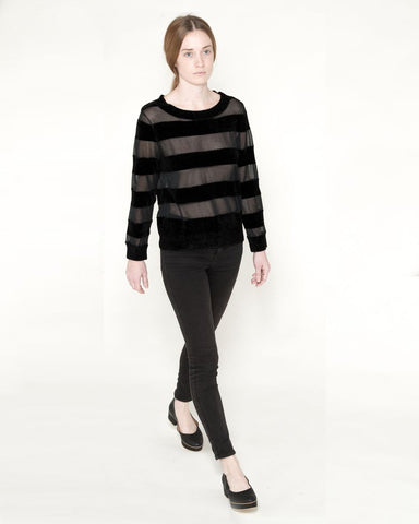 Genna Round Neck Sweater - Founders & Followers - Surface to Air - 1