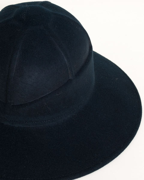 Safari Hat in Navy - Founders & Followers - Clyde - 5