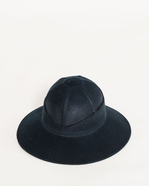 Safari Hat in Navy - Founders & Followers - Clyde - 4