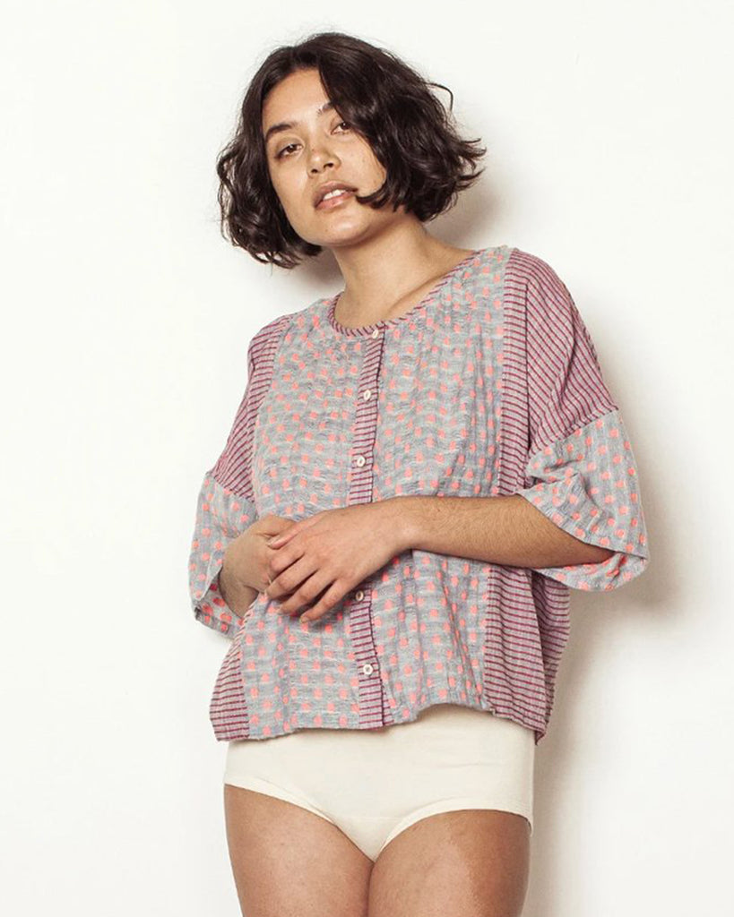 Claude top in dot