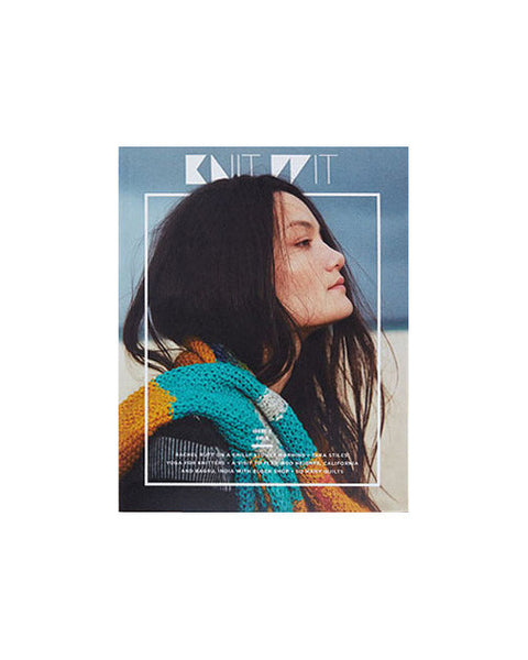 Knit Wit magazine -issue #1 - Founders & Followers - Knit Wit - 1
