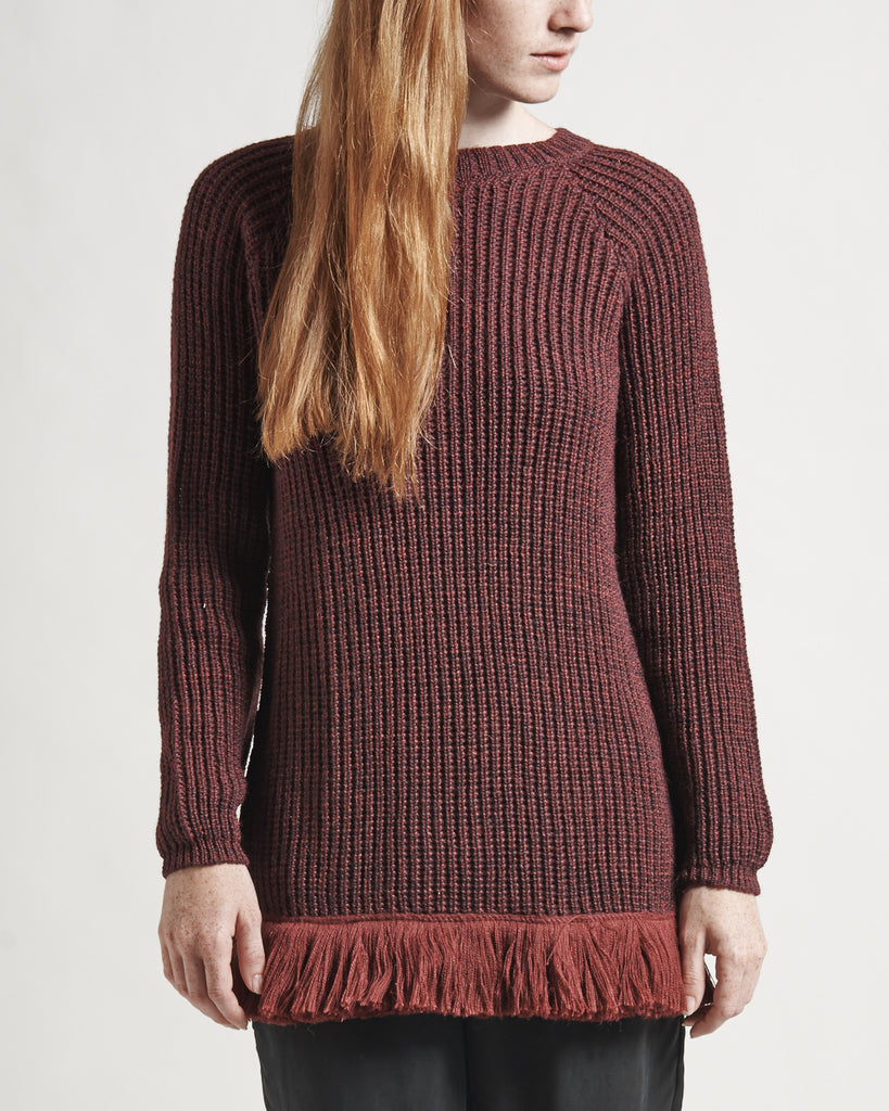 Stone Sweater - Founders & Followers - Delfina Balda - 1