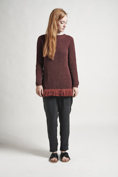 Stone Sweater - Founders & Followers - Delfina Balda - 2