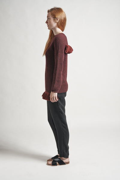 Stone Sweater - Founders & Followers - Delfina Balda - 3