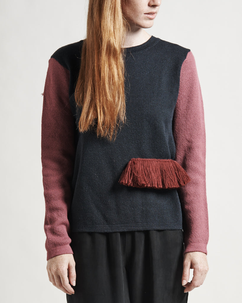 Lobo Sweater - Founders & Followers - Delfina Balda - 1