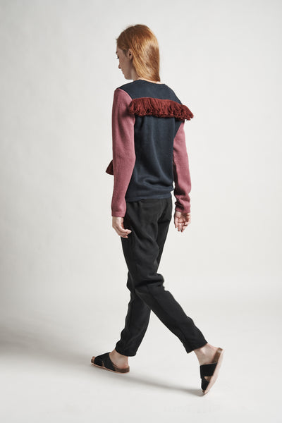 Lobo Sweater - Founders & Followers - Delfina Balda - 3