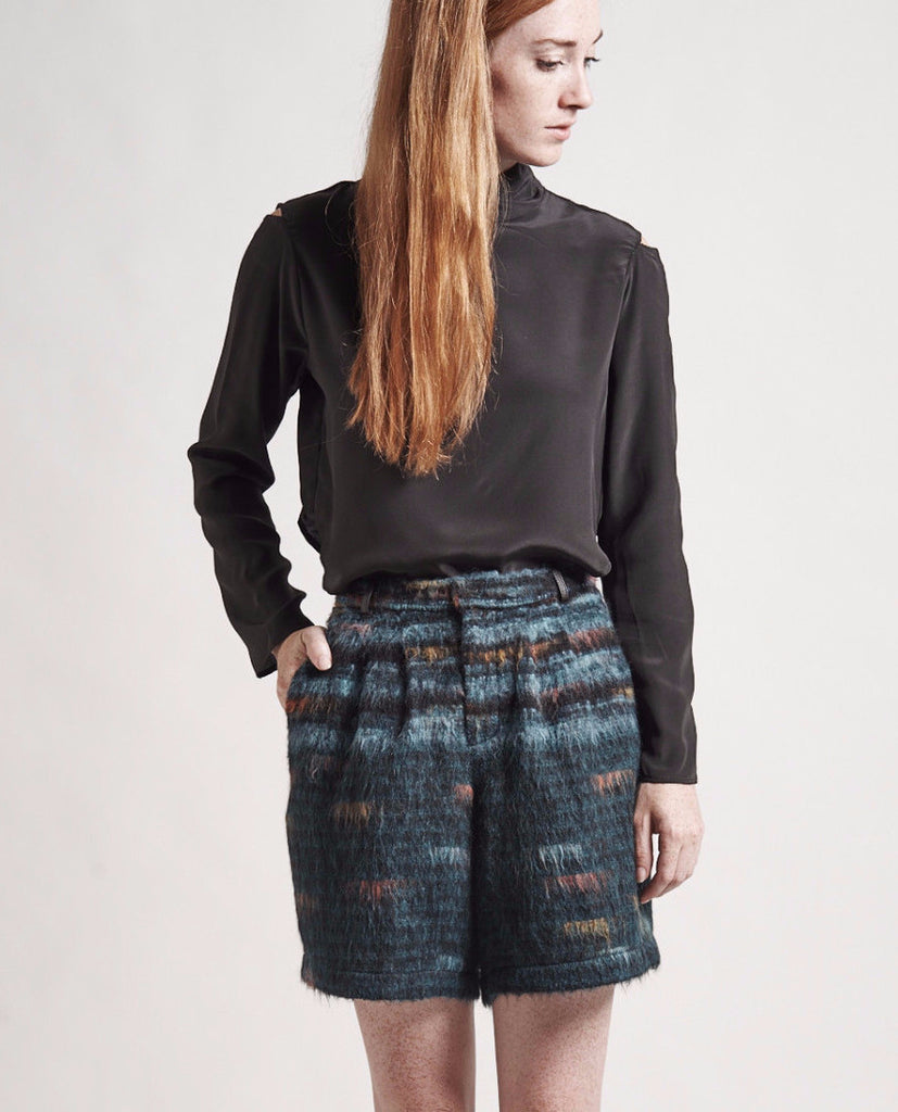 Voyage Shorts - Founders & Followers - Delfina Balda - 1