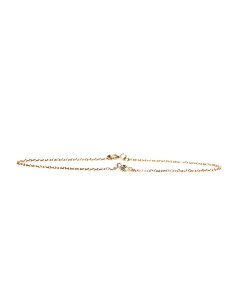 White Diamond Bracelet - Founders & Followers - Lumo - 1