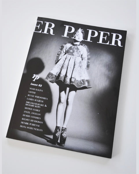 Remember Paper -issue #2 - Founders & Followers - Remember Paper - 1
