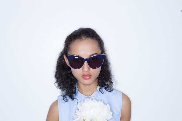 Starburst in Navy - Founders & Followers - Karen Walker - 3