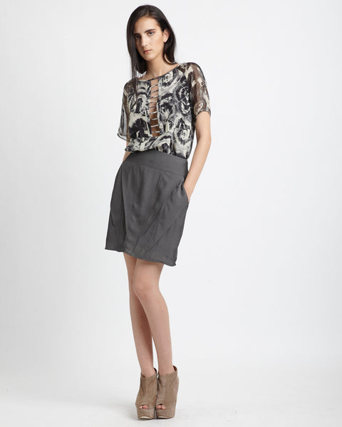 Reflection Skirt - Founders & Followers - Diana Orving - 1