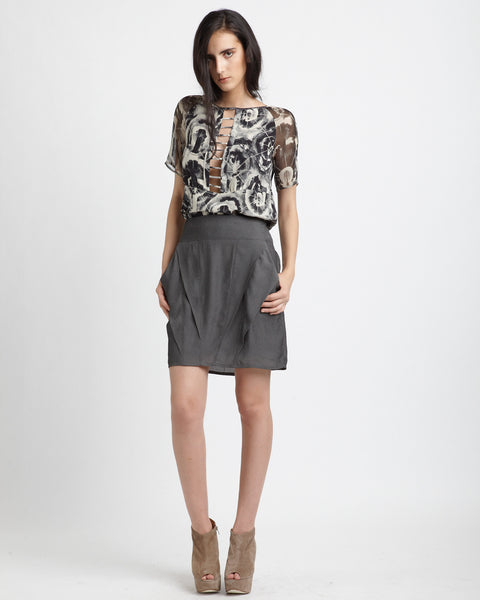 Reflection Skirt - Founders & Followers - Diana Orving - 4