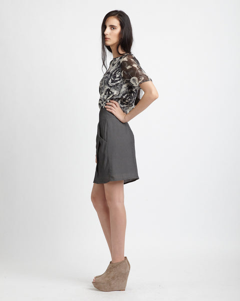 Reflection Skirt - Founders & Followers - Diana Orving - 3