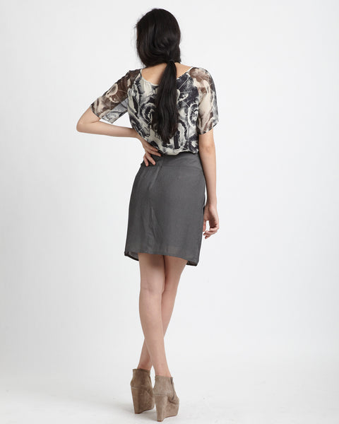 Reflection Skirt - Founders & Followers - Diana Orving - 2