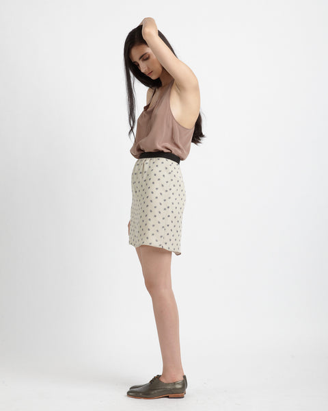 Maruki Skirt in beige - Founders & Followers - Caron Callahan - 3