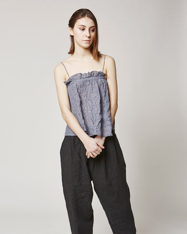 Aeriel camisole in graphite