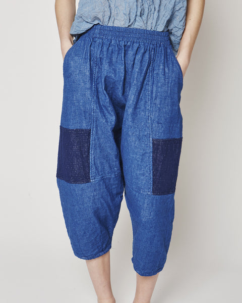Kiko pants in indigo