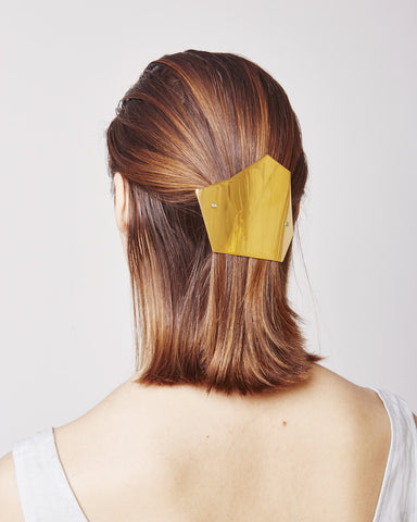 Barrette 089 in Gold
