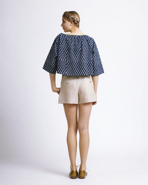 Paper Bag Shorts - Founders & Followers - Whit - 2