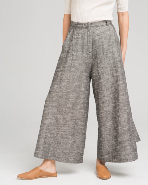 Calla Trousers - Founders & Followers - Samuji - 3