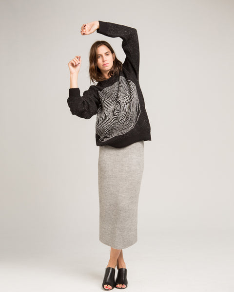 Spiral sweater - Founders & Followers - Giu Giu - 3