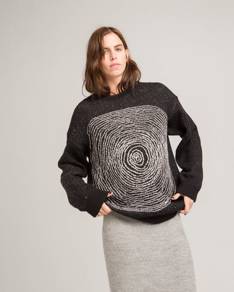 Spiral sweater - Founders & Followers - Giu Giu - 4