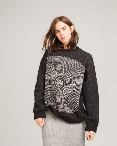 Spiral sweater - Founders & Followers - Giu Giu - 1