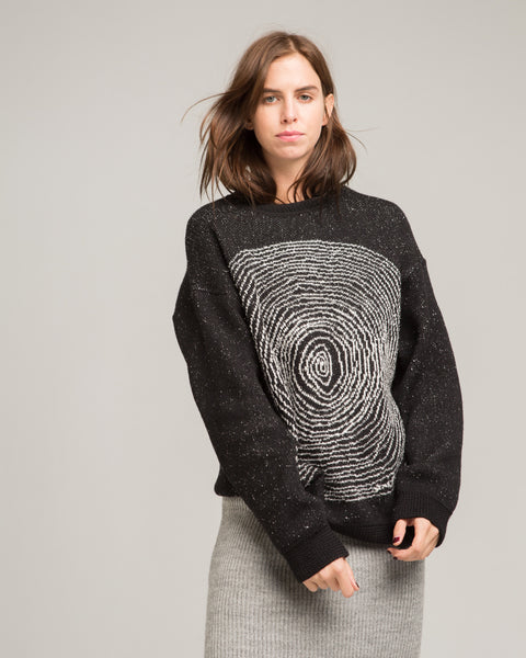 Spiral sweater - Founders & Followers - Giu Giu - 5