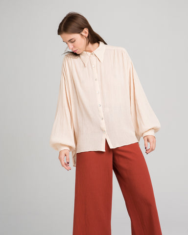 Julie blouse in rose - Founders & Followers - Luisa et la luna - 1