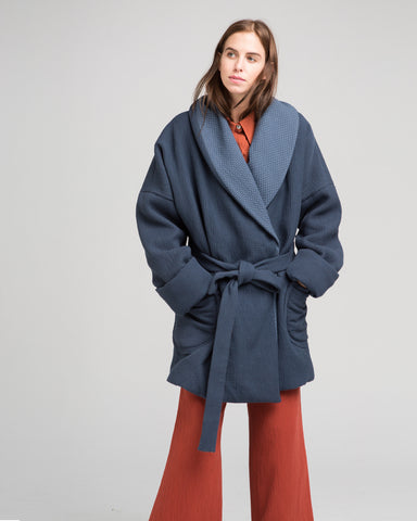 Bruna coat - Founders & Followers - Luisa et la luna - 1