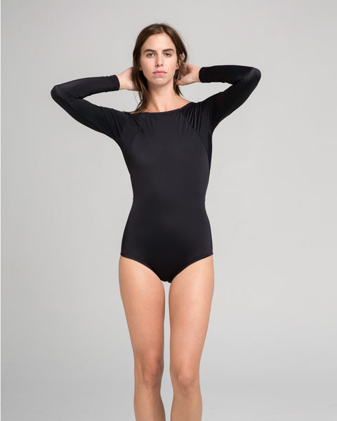 Urchin Surf Suit in black - Founders & Followers - MANTA - 1